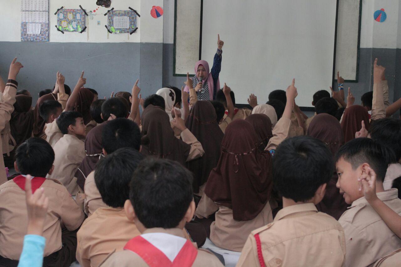 Sejuta Cinta dari Siswa Sekolah Dasar Muslim Cendikia1