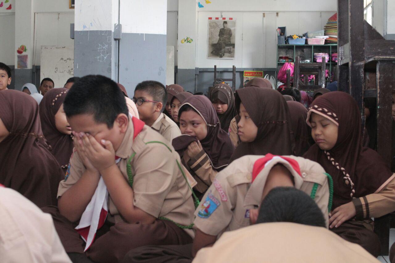 Sejuta Cinta dari Siswa Sekolah Dasar Muslim Cendikia2