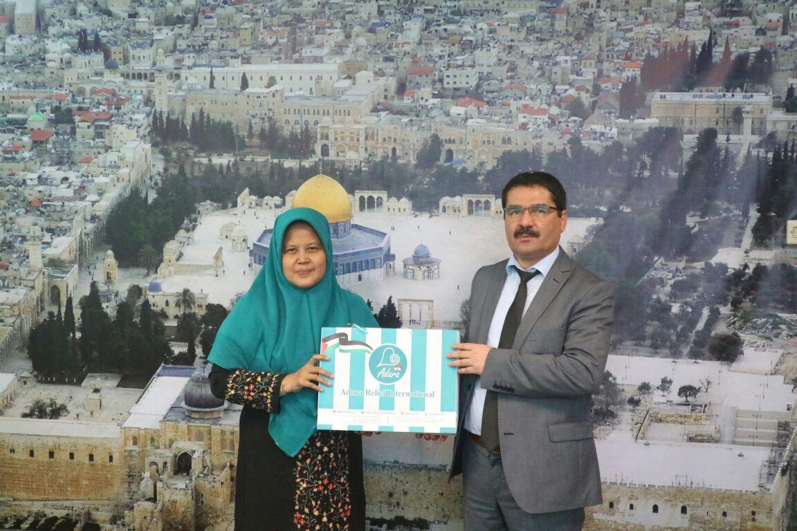 kunjungan Qanadeel-Al Quds1