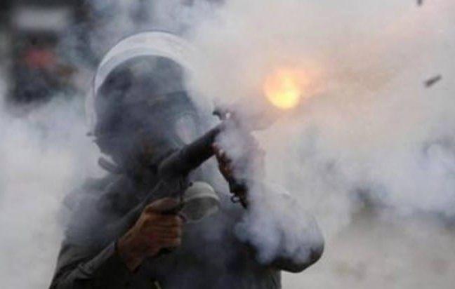 Kota Jenin Palestina Jadi Target Bom Gas Israel