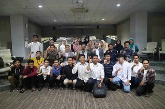 Pemuda Indonesia Harus Ikut Andil Dalam Perjuangan Palestina