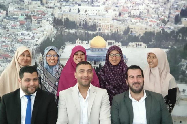 Peningkatan Kualitas Kerjasama Adara - NGO Mitraq